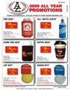 American Zebra Line - All Year Promotions
